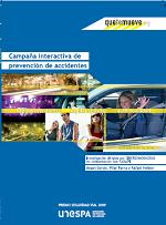 Campaña interactiva de prevención de accidentes